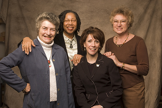 The 2007 Unsung Heroines